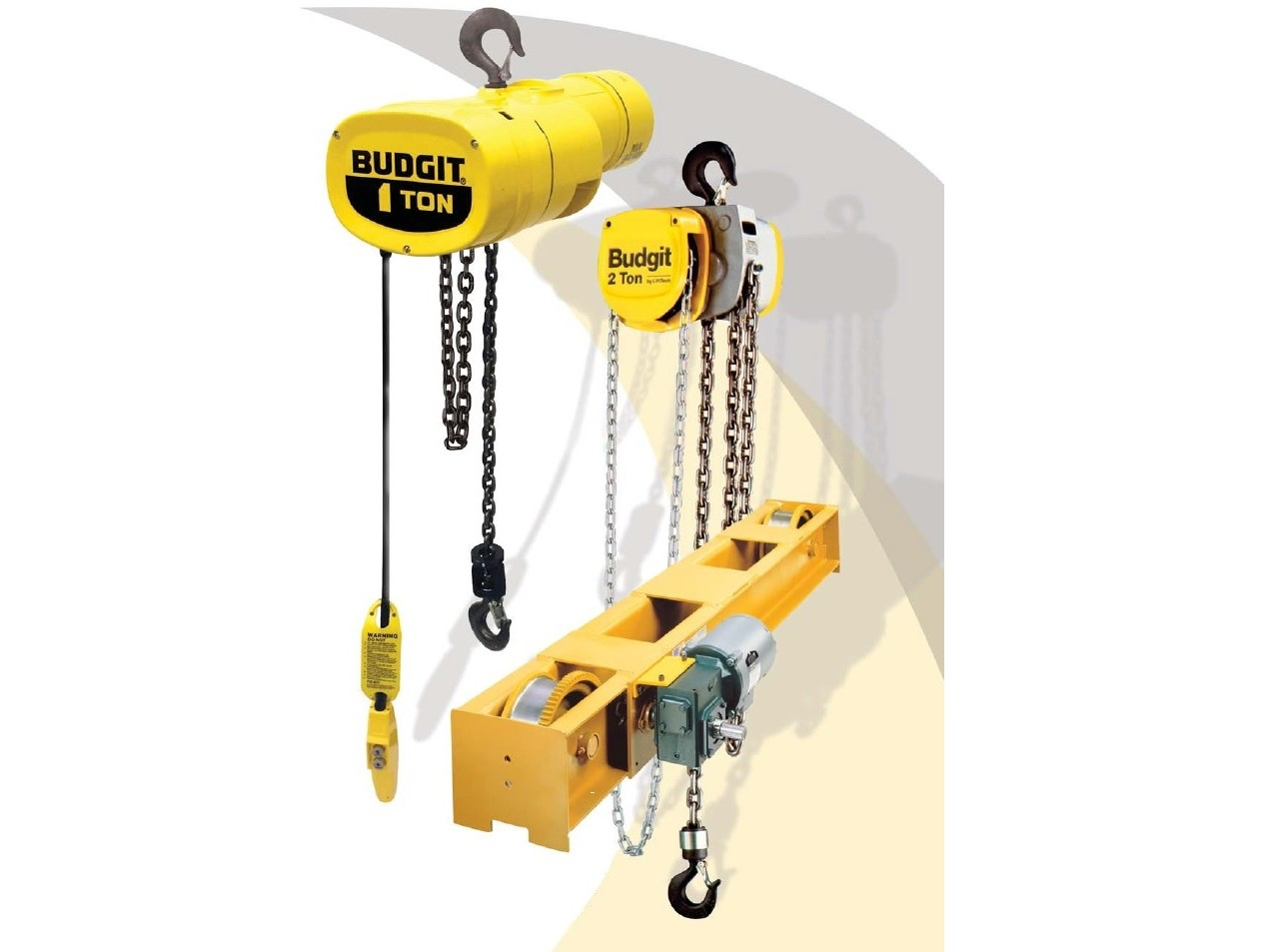 Overhead Chain Hoists