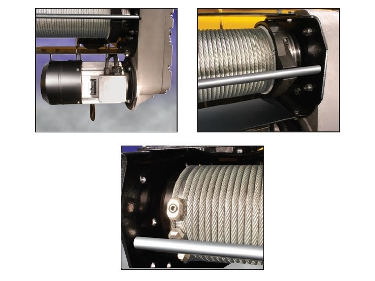 Electric Hoist Winches