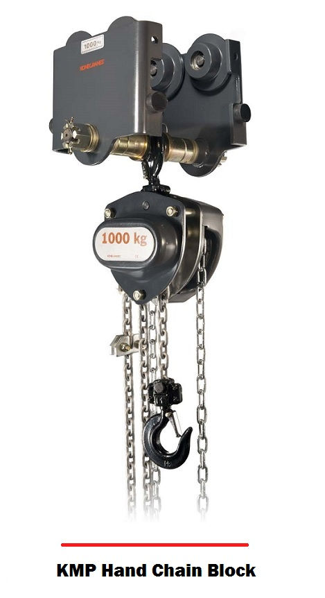 Electrical Chain Hoists