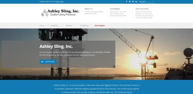 Ashley Sling, Inc.