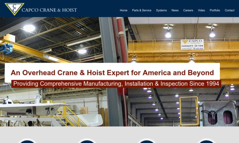 Capco Crane & Hoist, Inc.