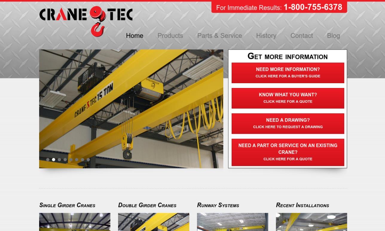 Crane-Tec, Inc.