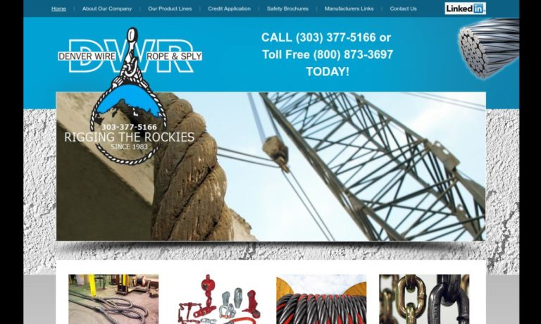 Denver Wire Rope and Supply