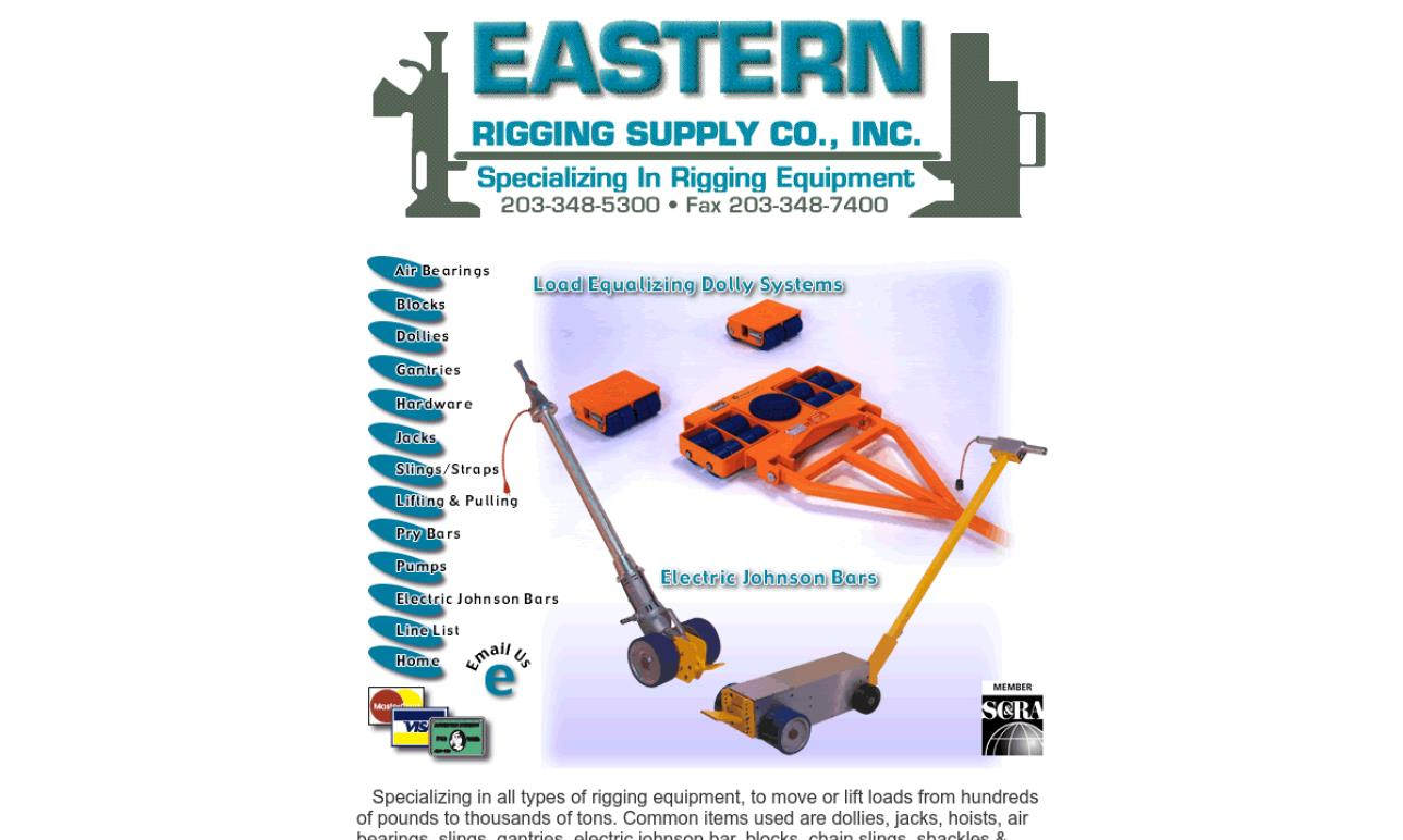 Eastern Rigging Supply Co., Inc.