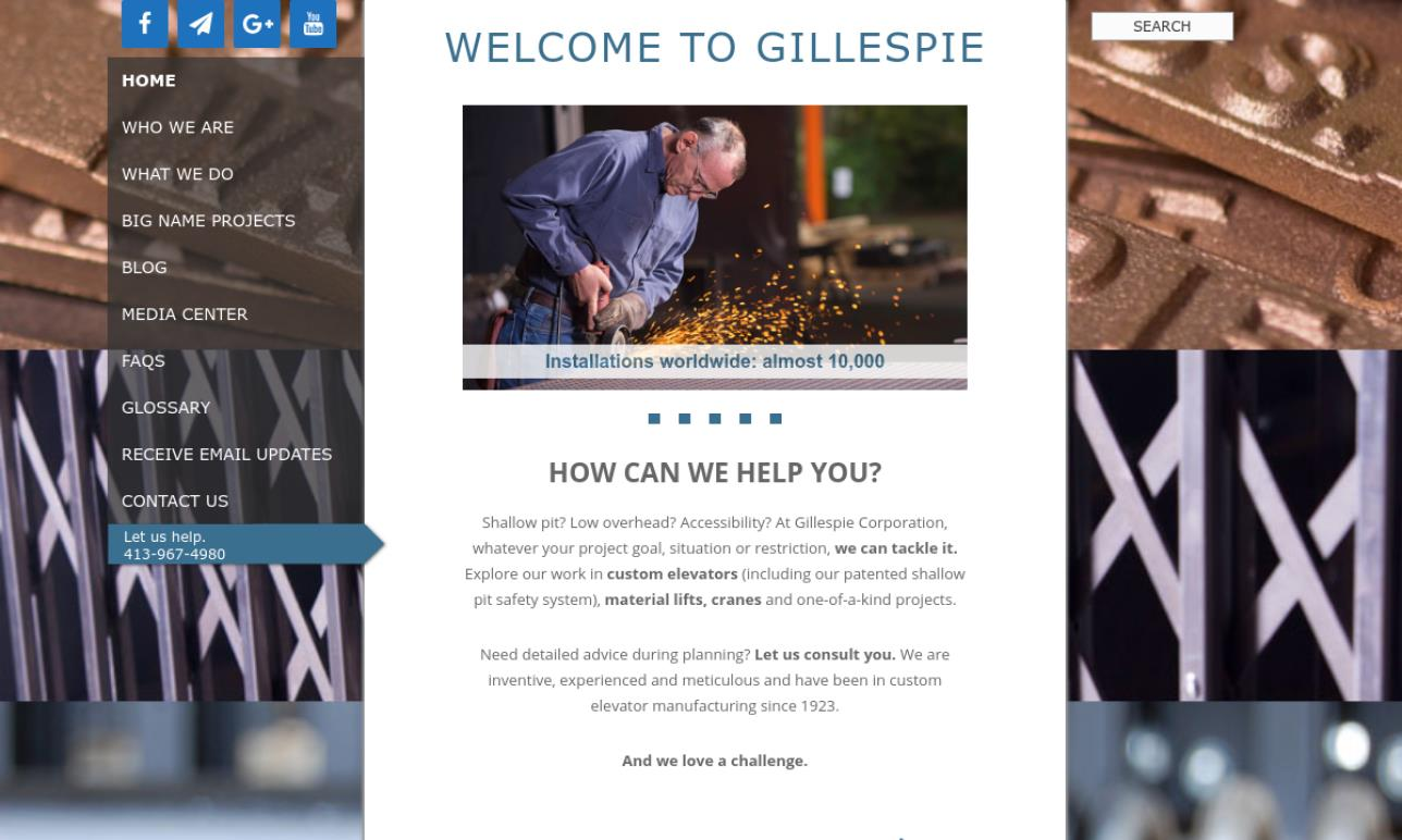Gillespie Corporation