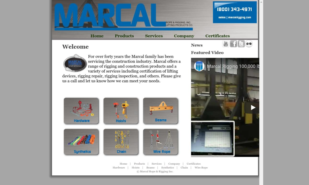 Marcal Rope & Rigging