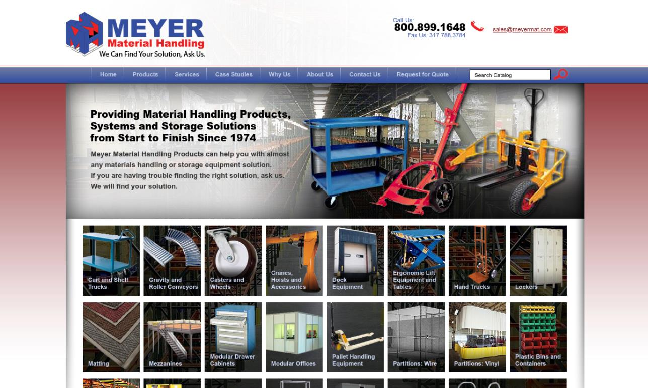 Meyer Material Handling Products, Inc.