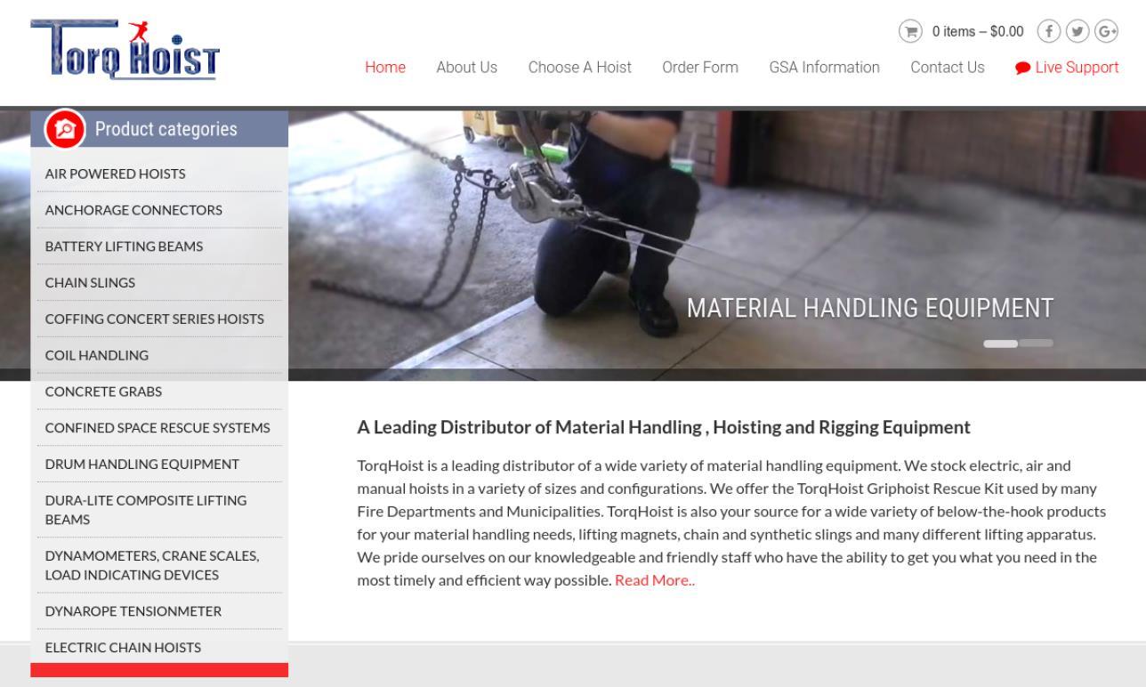 More Electric Hoist Manufacturer Listings
